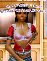 Adopted Child Love for his Family 2