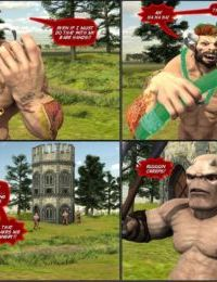 VipComics #5α Defenders of the Realm - part 2
