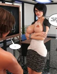 Incest story - Teacher - part 2