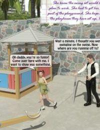 Dad Daughter Diaries - Playground