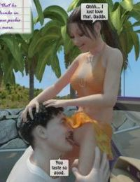 Dad Daughter Diaries - Hot Summer - part 2