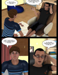Judes sister - chapter 7: The call