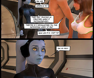 Project Bellerophon Comic 17: Space Tits Ding-Dong Rub-A-Dub - part 3