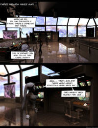 Project Bellerophon Comic 17: Space Tits Ding-Dong Rub-A-Dub - part 4