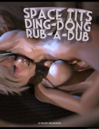 Project Bellerophon Comic 17: Space Tits Ding-Dong Rub-A-Dub