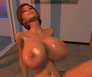 Dirty Annie 3D - part 8