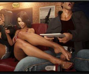Carey Carter: Videogames night - part 2