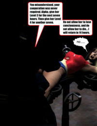 Wonderwoman enslavement comic - part 2