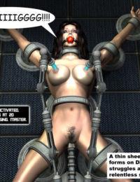 Wonderwoman enslavement comic - part 4