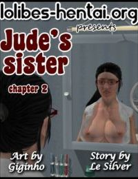Judes sister - chapter 2: Thinking of him