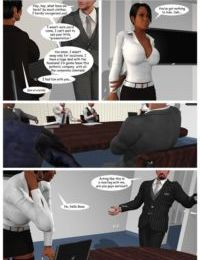 The Office Mascot - part 5