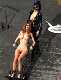 Batgirl vs Cain - part 4
