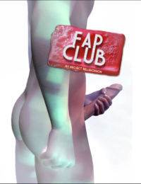 Project Bellerophon Comic 15: Fap Club