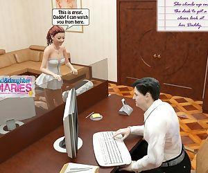 Dad Daughter Diaries - Computer