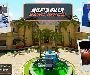 Milfs Villa - Denise - Episode 1 - 3D Artist