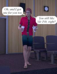 The Bimbos Curse 2 - part 4