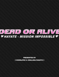 DOA / HAYATE - MISSION IMPOSSIBLE