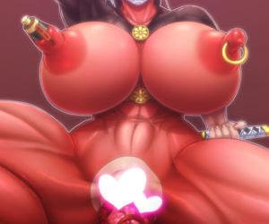 Nipple Penetration - part 3