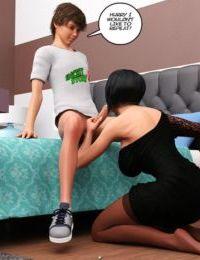 Incest story - Aunt