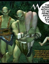 Porncraft Tales : Romantic Getaway - part 3