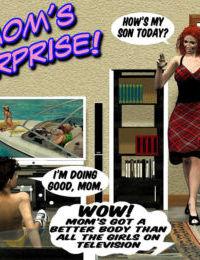 Moms Surprise