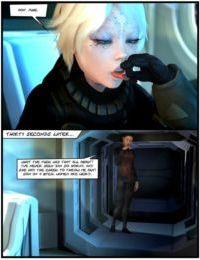 Artist - Project Nemesis - Pilot Plaything - part 2